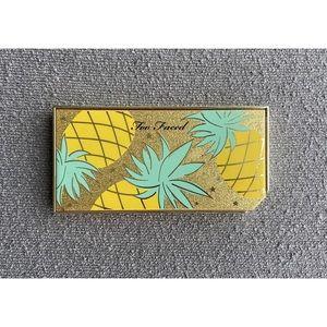 Too Faced Sparkling Pineapple Eyeshadow Platte